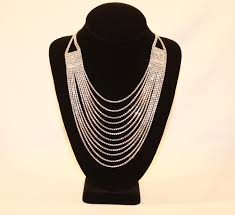 silver crystal chandelier necklace img 2743