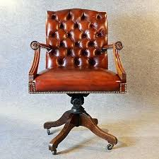 leather antique wood office chair leather antique. Exellent Office Antique Leather Desk Chair Chairs School Swivel  Office Vintage Black Armchair Solid  For Leather Antique Wood Office Chair T