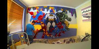 Superhero Bedroom Decor Superhero Kids Room Decor Best Kids Room Furniture Decor Ideas