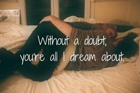 Without A Doubt Love Quotes Cute Couples Happy Bed Dream Cuddle Gorgeous Quotes For The Couples On The Ved