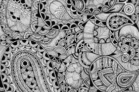 Intricate Patterns Inspiration Mariya Paskovsky's Intricate Patterns Jen Vaughn Artist Agency