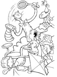 Small Picture Good Happy Birthday Dr Seuss Coloring Pages Accordingly Efficient
