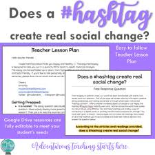 a hashtag create real social change a inquiry based synthesis  does a hashtag create real social change a inquiry based synthesis essay