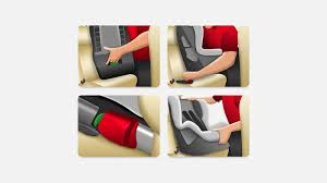 Toyota Isofix Duo Plus Child Seat - Install Guide