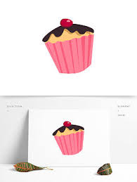 12 Pink Cupcake Icons Free Psd Download Png Vector