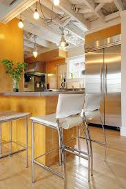 open ceiling lighting. Open Ceiling Kitchen Transitional With Island Cabinet Range Hoods Lighting T