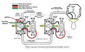 3 wire smoke detectors wire center \u2022 Installing Hardwired Smoke Detectors wiring diagram for hardwired smoke detectors wire center u2022 rh caribcar co 14 3 wire smoke detector kidde 3 wire smoke detector