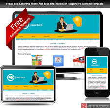 website templates download free designs free website templates