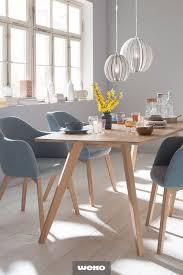 Zarte Farben Und Holz Typisch Für Den Skandi Style Wie