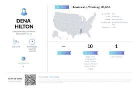 Dena Hilton, (601) 456-4132, 114 Azalea Ln, Vicksburg, MS   Nuwber
