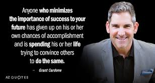 Grant Cardone Quotes Delectable TOP 48 QUOTES BY GRANT CARDONE Of 48 AZ Quotes