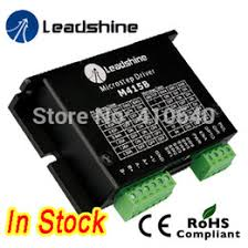 leadshine nd1182 2 phase analog stepper drive direct 220 230 ac input max 8 2a