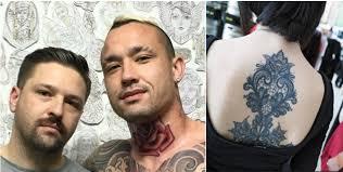 Lexpo Del Tattoo A Roma Torna La Convention Dellarte Del