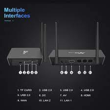 Android TV Box X96 Link - Tích hợp Router - Hàng chính hãng - Android TV Box,  Smart Box Thương hiệu ENYBOX