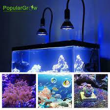 Das Bild Wird Geladen E27 LED Lampe Pflanzen Licht Fisch Beleuchtung 12W