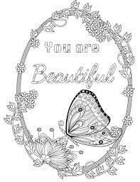 Color quotes have inspired artists, writers, musicians, poets, philosophers & smart, creative people. Pin By Barbara On Coloring Butterfly Quote Coloring Pages Coloring Pages Coloring Pages Inspirational