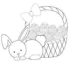 Preschool Religious Easter Coloring Pages Printable Christian Egg