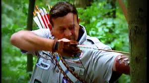 Shoot Straight! Bogenschießen mit Byron Ferguson - YouTube