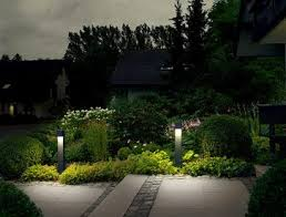 garden lighting bollards. garden and pathway bollard get this looks using lumenesk lighting bollards