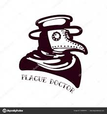 чумной доктор скачать чумной доктор тату векторное изображение