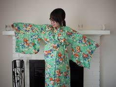 Kimono Robe Pattern Enchanting Kimono Robe Sewing Pattern Long And Short Versions I Love Kimono
