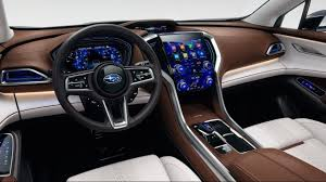 2018 subaru viziv interior.  viziv 2018 subaru full size suv ascent luxurious interior with subaru viziv interior 2