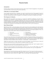 Qualifications On A Resume Examples Examples Of Resumes