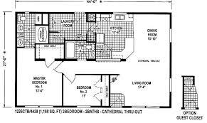 Bedroom Double Wide Mobile Home Floor Plans Bath