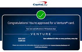 Maybe you would like to learn more about one of these? Finally Approved For The Capital One Venture Card Baldthoughts