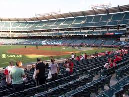 Anaheim Angels Stadium Seating Chart Your Ticket To Sports Concerts More Seatgeek