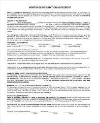 Sample Subordination Agreement 8 Example Format - Mandegar.info