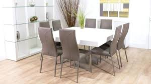 8 seating dining table romantic square dining table seats 8 regarding 8 seat dining table white