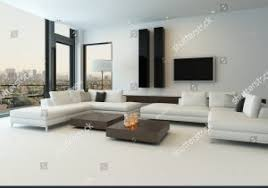 modern white living room furniture. Modren Living Modern Wood Living Room Furniture White Wooden  Illustration Libre De In O
