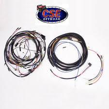 jeep cj5 wiring cj alternator wiring jeep cj forums jeep cj jeep cj wiring harness 17201 10 omix ada complete wiring harness plastic wire cover jeep cj5