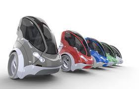 автомобили будущего Самое интересное в блогах Оригинальный концепт городского авто