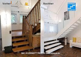 Das hängt immer von der art der treppe ab. Mit Kenngott Gelingt Die Treppenrenovierung Einwandfrei