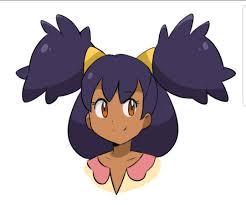 Iris Alola style? I don't know but i liked it :) | Pokemon, Pokemon  characters, Pokemon people
