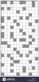 Blank Crossword Template Crossword Puzzle Blank Stock Photos Crossword Puzzle Blank Stock 9