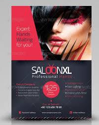78 Beauty Salon Flyer Templates Psd Eps Ai Illustrator