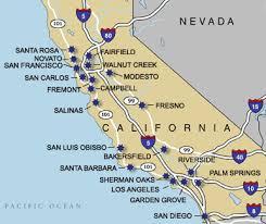 dmv map. Plain Dmv California Dmv Map Inside