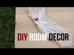 diy room decor string art state on diy map panel wall art with diy room decor string art state youtube