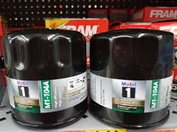 Mobil1 104 Two Very Different Filters Sold Side By Side At