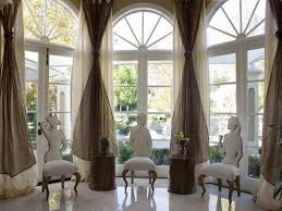 New Window Treatments For Arched Windows
