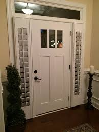 front door blinds. Beautiful Blinds Need A Little Privacy For Your Front Door Sidelight Windows We Ca  Side Window Blinds To