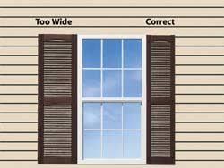 exterior window shutters. Fine Exterior Exterior Window Shutters  Shutter Height In Most Cases The Of  Decorative Intended Exterior Window Shutters R