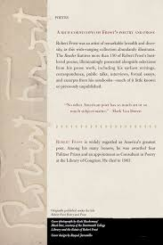 robert frost essay robert frost illustrated poetry robert frost  the robert frost reader poetry and prose robert frost edward the robert frost reader poetry and