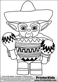 Small Picture Get This Free Lego Star Wars Coloring Pages 46304
