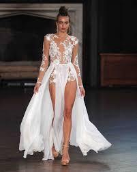 berta fall 2017 wedding dress collection martha stewart weddings