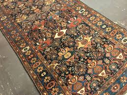 antique malayer runner 53384