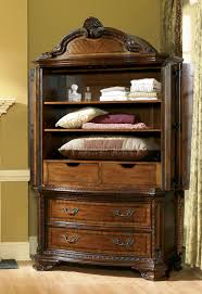 affordable armoire used bedroom furniture corner tv armoire 3 door armoire wardrobe wardrobe closet
